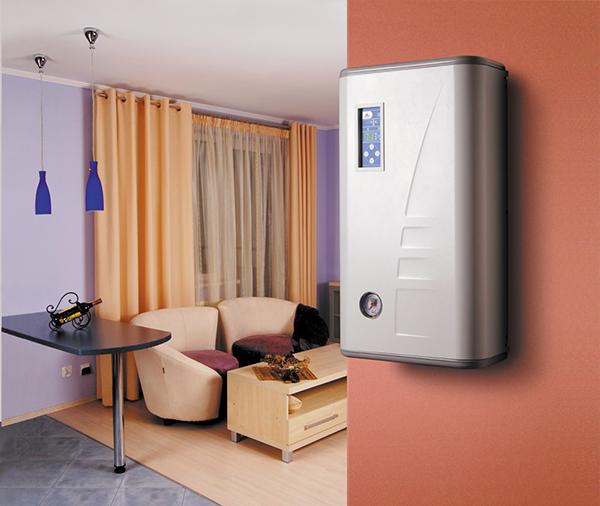 применение электрических котлов отопления