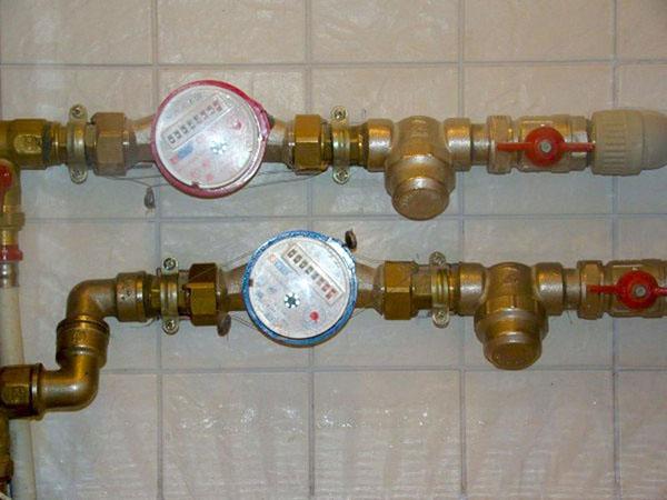 расходомер воды