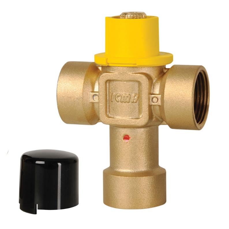 Термостатические смесители для ванны