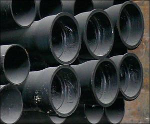 Труба чугунная канализационная