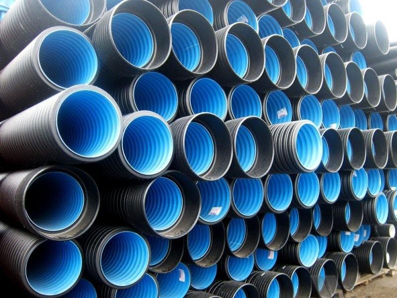 гофрированные трубы для наружной канализации