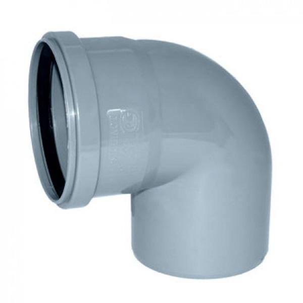 отвод для канализации