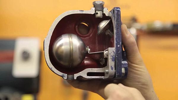пополавковый конденсатоотводчик