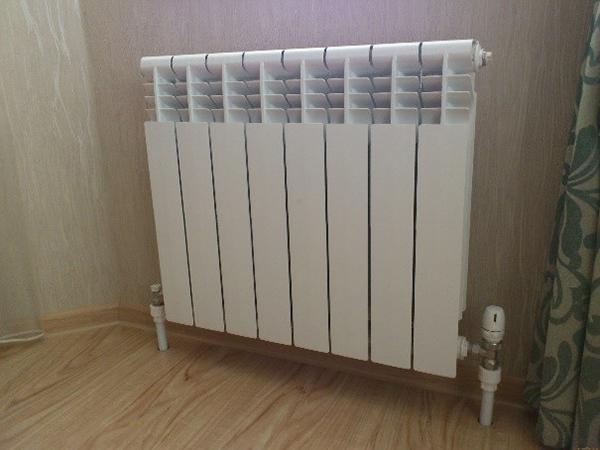 радиатор отопления алюмииневый