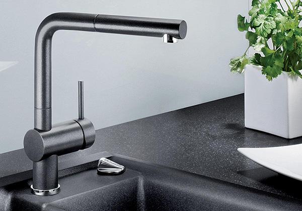 смеситель воды для кухни