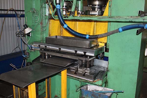 Изготовление панельных радиаторов отопления