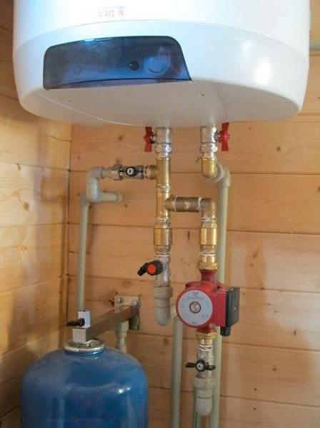 водонагреватель на дачу