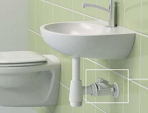 канализационный обратный клапан