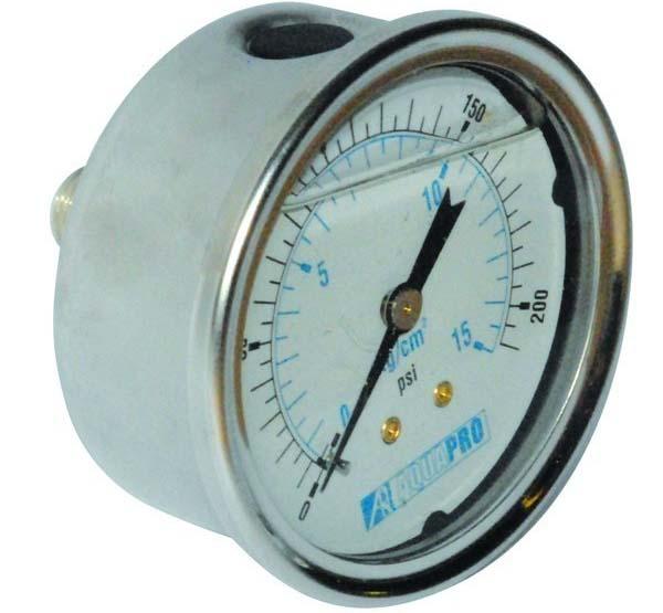 манометр для измерения воды
