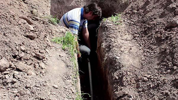 подключение к центральному водопроводу
