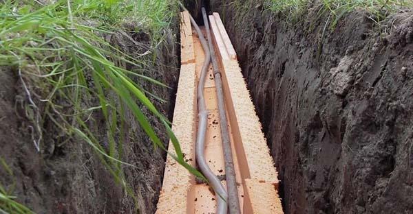 прокладка водопроводных труб