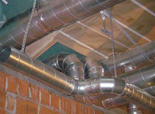вентиляция в производственном здании