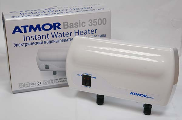 водонагреватель Атмор