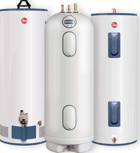 водонагреватели с сухим тэном