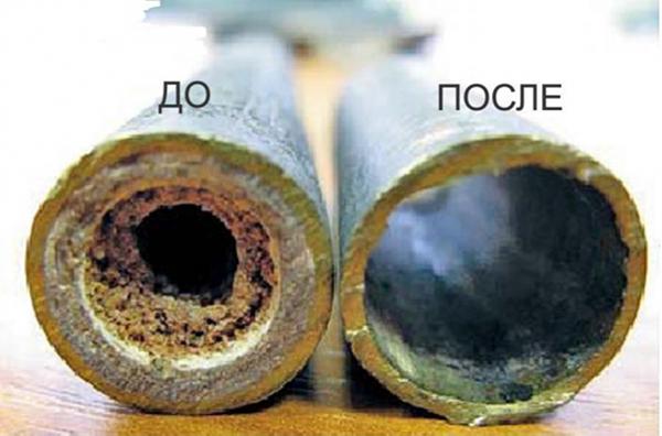 засоренные трубы