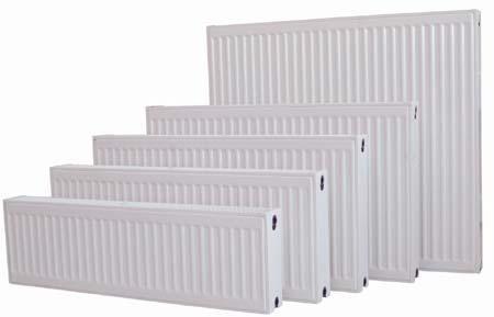 Обзор стальных радиаторов отопления