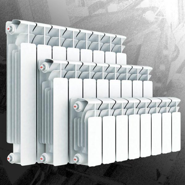 Свойства биметаллических радиаторов и отличия от радиаторов из других материалов