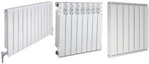 Алюминиевые радиаторы: виды, достоинства и недостатки