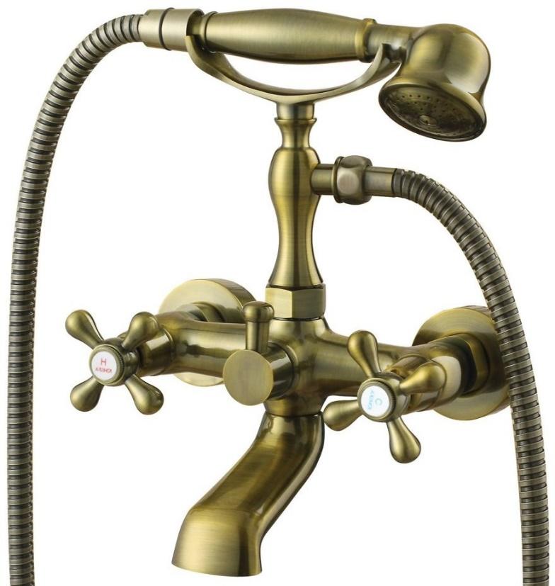Смесители для ванной — обзор популярных моделей