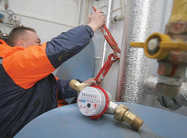 Порядок и правила установки счетчиков для воды