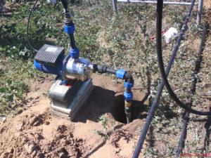 Принцип работы насоса для скважины