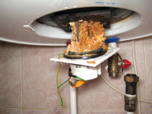 Ремонт водонагревателей: распространенные неисправности