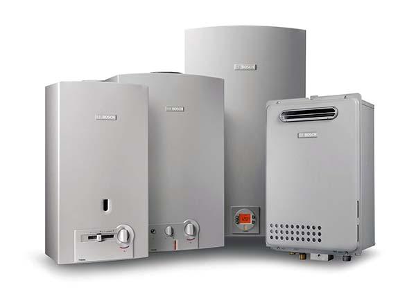 газовые нагреватели