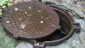 Обзор видов канализационных колодцев и их назначение