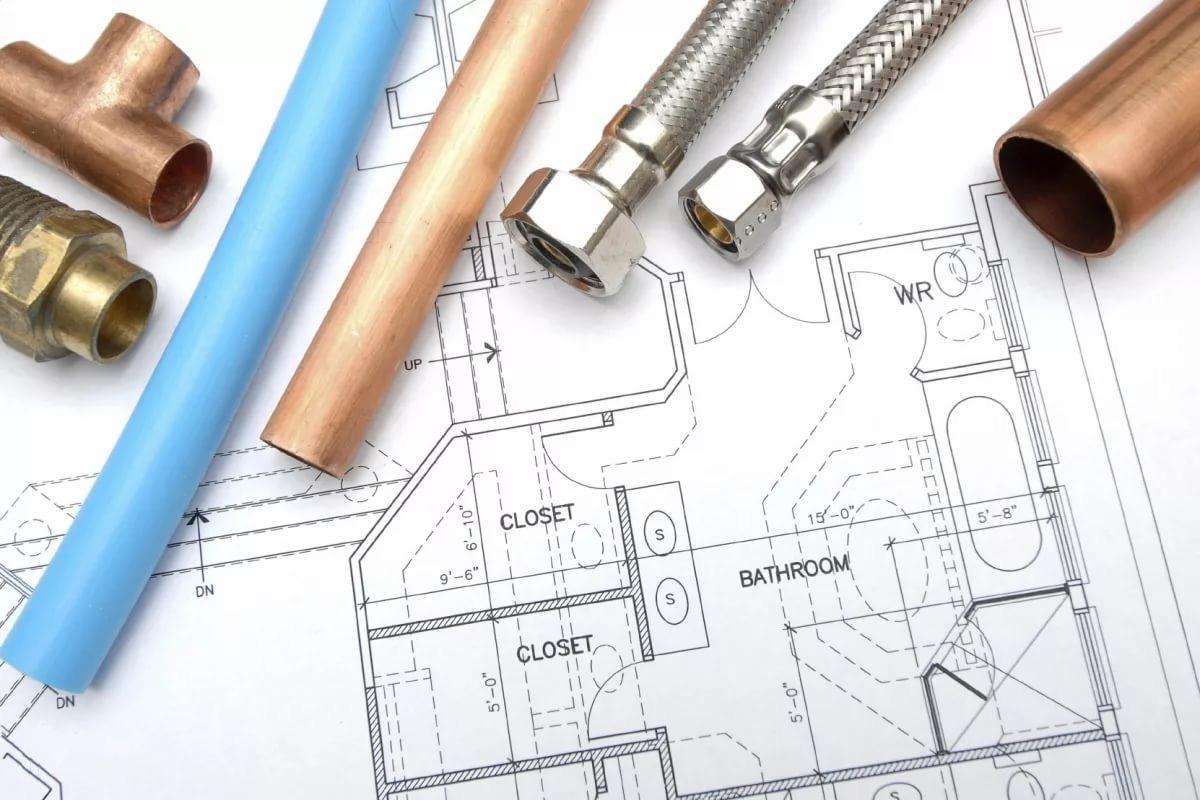 Этапы проектирования канализации