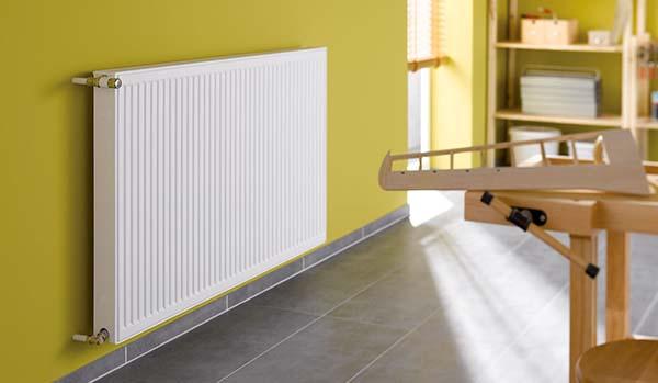 Обзор панельных радиаторов отопления, плюсы и минусы