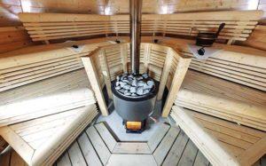 Чугунная печь для бани: свойства, достоинства и недостатки