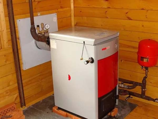 Инструкция по эксплуатации газового отопительного котла