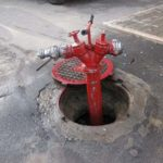наружный пожарный водопровод