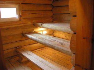 Парная в бане: устройство, советы по возведению