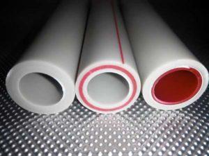 Полипропиленовые трубы для отопления обзор видов