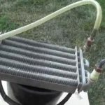 промывка теплообменника