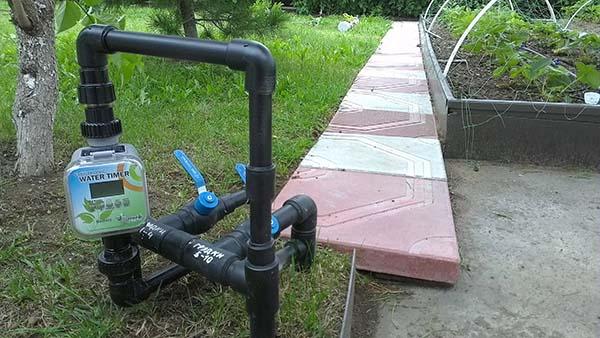 Особенности монтажа водопровода из труб ПНД