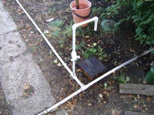 Делаем водопровод на даче из полипропиленовых труб