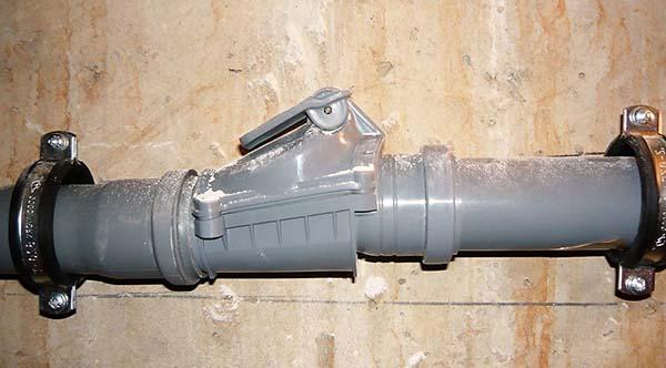Воздушный клапан для канализации – принцип работы и где устанавливается
