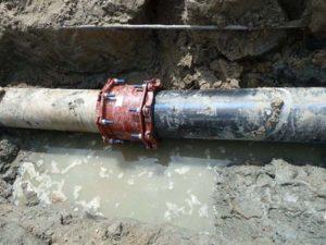 Этапы подключения к центральному водопроводу